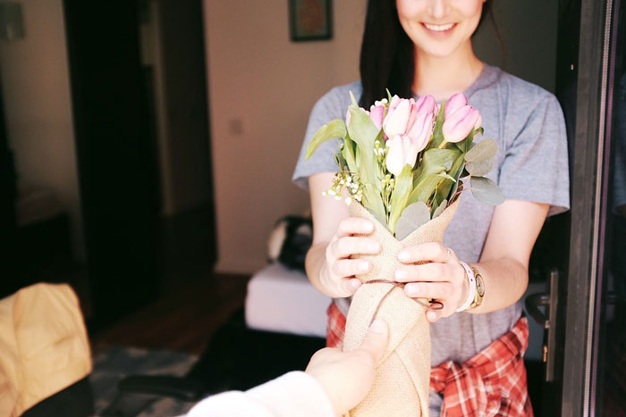 cadeau femme saint valentin