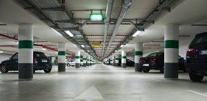 Parking-Roissy